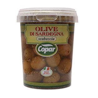 olive scabecciu sardegna