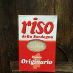 riso della sardegna comune originario