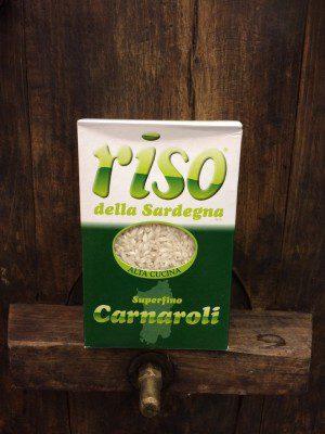 Riso della Sardegna Superfino Carnaroli