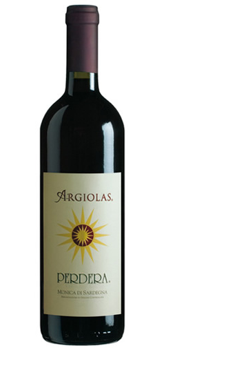 Cantine Argiolas - Perdera - Monica di Sardegna D.O.P.