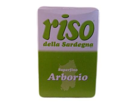 Riso della sardegna superfino Arborio