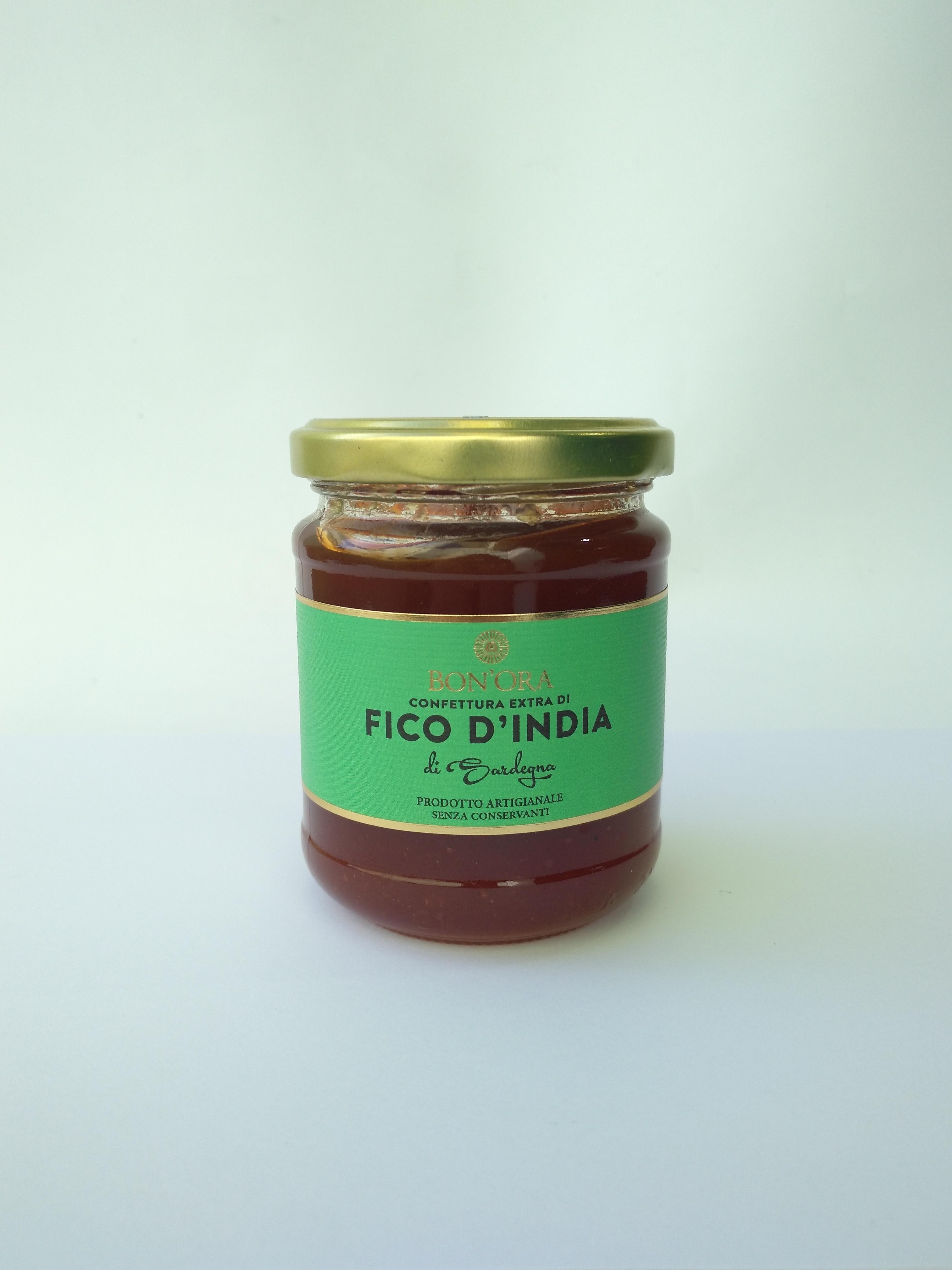 bon ora marmellata al fico d india prodotto artigianale