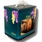 vermentino bag in box 5litri